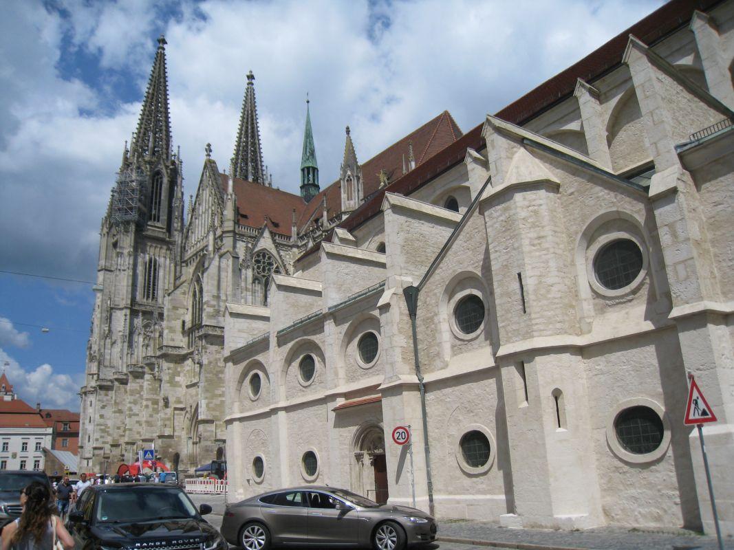 Regensburger Dom 1