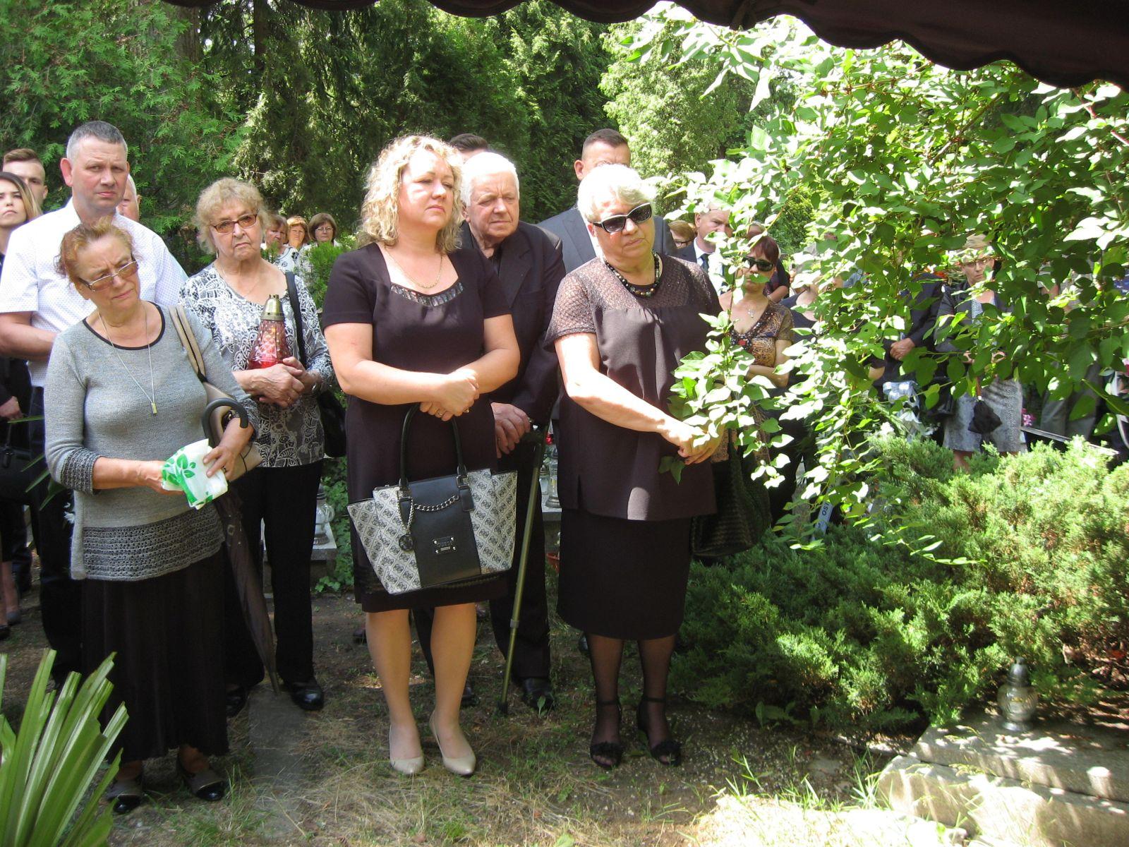 IMG_5438-Pogrzeb Zofia Wróbel