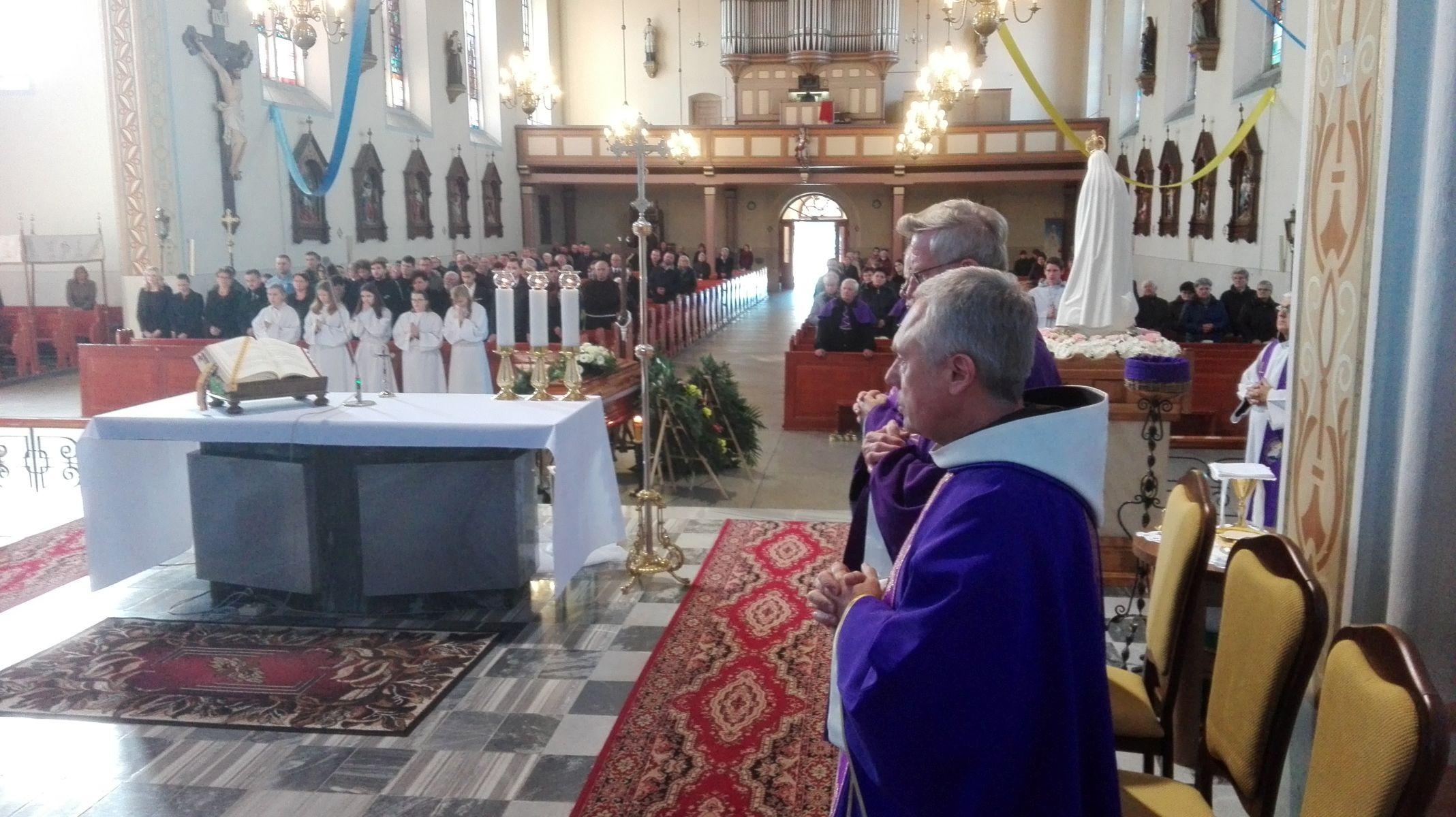 Beerdigung Elżbiety Segiet (2)