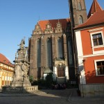 Ostrów Tumski - Wrocław