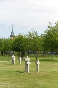 Solatenfriedhof Nadolice Wielkie